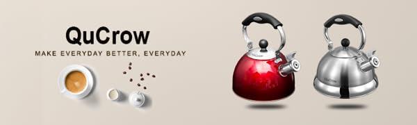 whistling tea kettle,tea kettle red, tea pots for stove top
