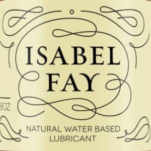 Isabel Fay lube lable