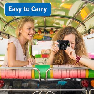 portable compact camera
