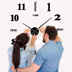 wall clock DRY