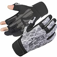 cold weather glove warm fishing glove fingerless freezing grip fish gift for men father's day gift