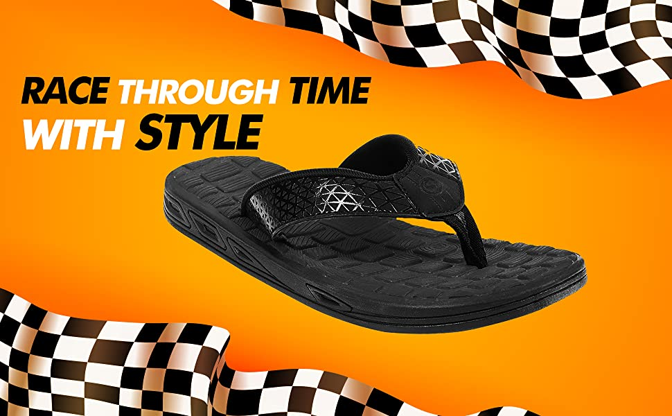 stylish, comfortable and durable flip flops for men, durable and stylish men's slippers