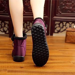 women winter outdoors shoes