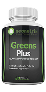 Neonutrix Greens Plus