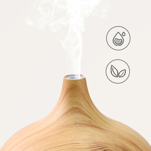 aromatherapy diffuser lamp led humidifiers that use essential oils