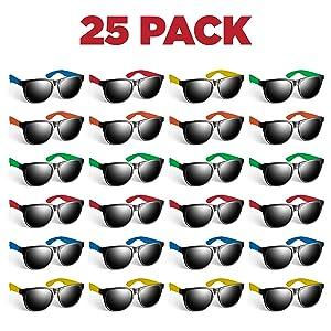 25 neon sunglasses