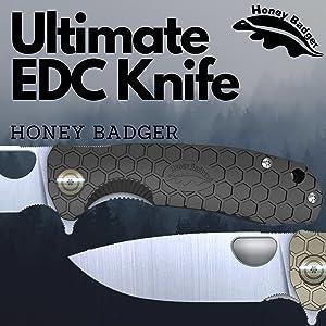 Honey Badger EDC Knife