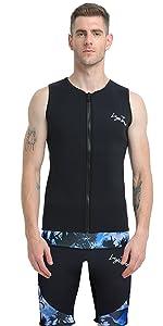 wetsuit shorts men