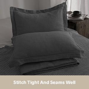 linen pillowcases