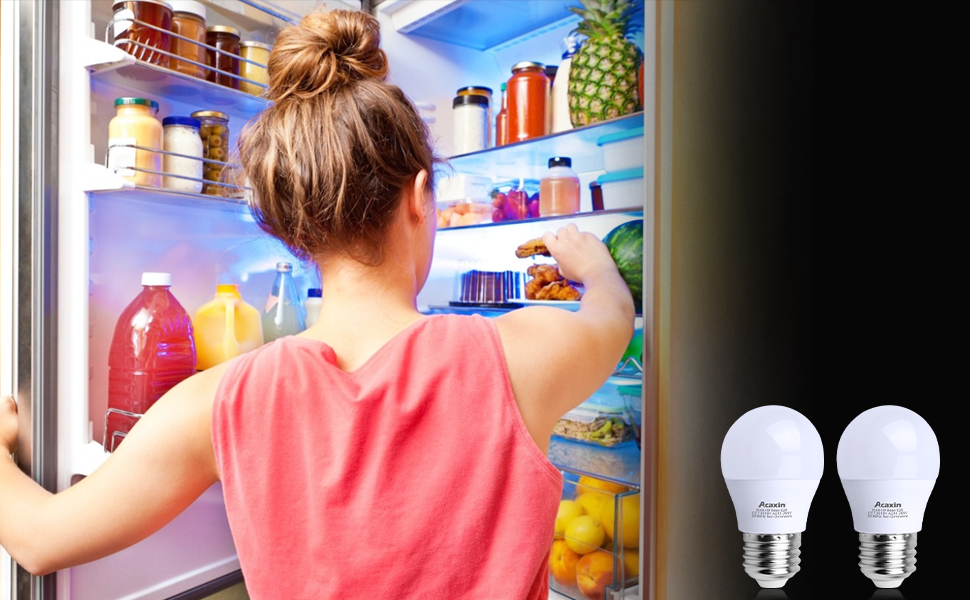 Bombilla de luz para refrigerador 60 W