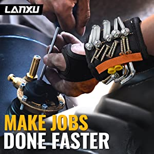 MAKE JOBS DONE FASTER