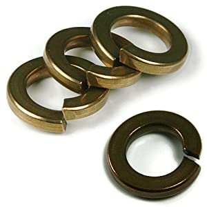 bronze lock washers