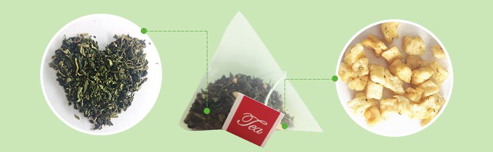 fruit teabags