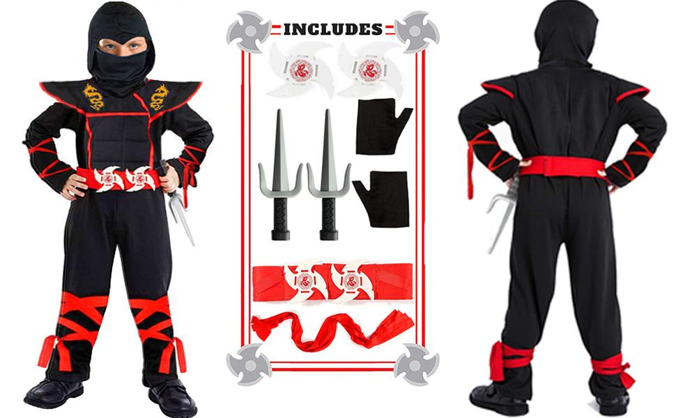 Ninja toys
