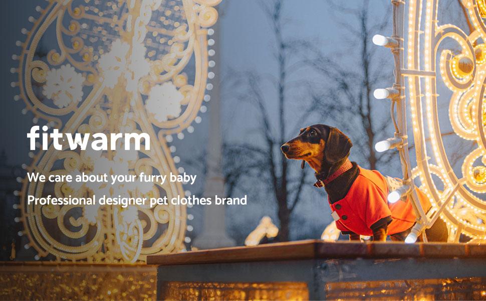 dog pajamas fitwarm jammies sleepwear jumpsuits yellow christmas dog clothes gift thanksgiving