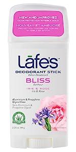 LAFE'S Bliss Deodorant Stick