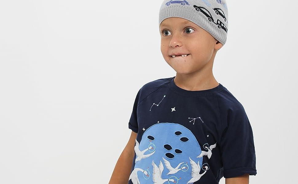 Accesorios para bebes varon: Orgánicos pequeños Bebé Gorro Sombrero Niños
