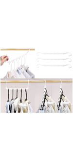 space saving hangers