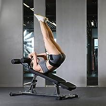 finer form sit up bench elite