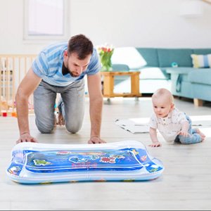 baby water mat tummy time