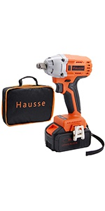 Cordless Power Impact Wrench