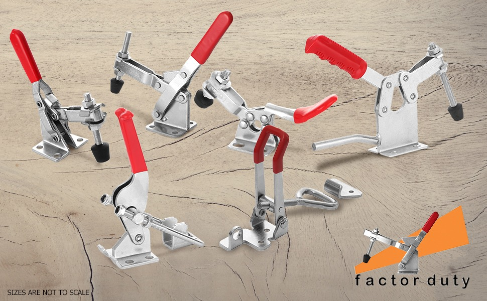 horizontal toggle clamp hand tool 201 toggle clamps hand tool woodworking clamps destaco clamps