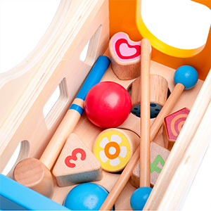 Hammering & Pounding Toys birthday present Montessori toys
