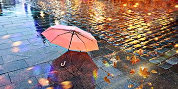 easy to wear lady rain coat jacket