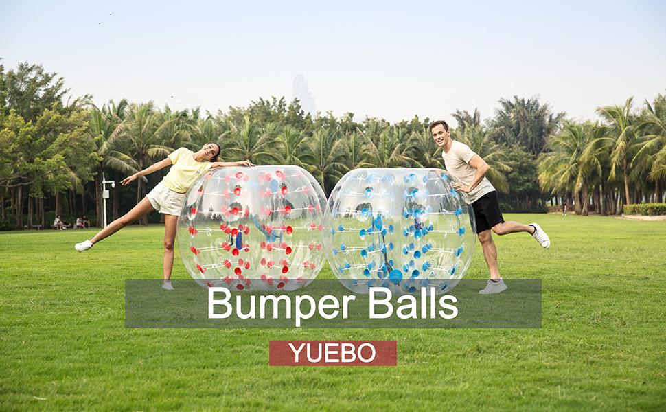 Bumper Bubble Soccer Balls