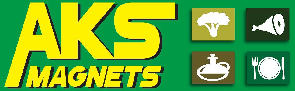 AKS Magnets Logo