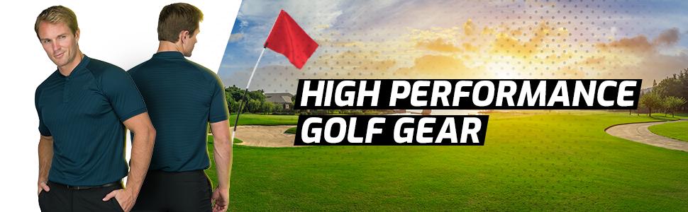 High Performance Golf Gear