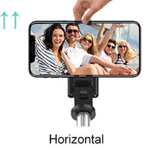 Bastone Selfie Treppiede Bluetooth