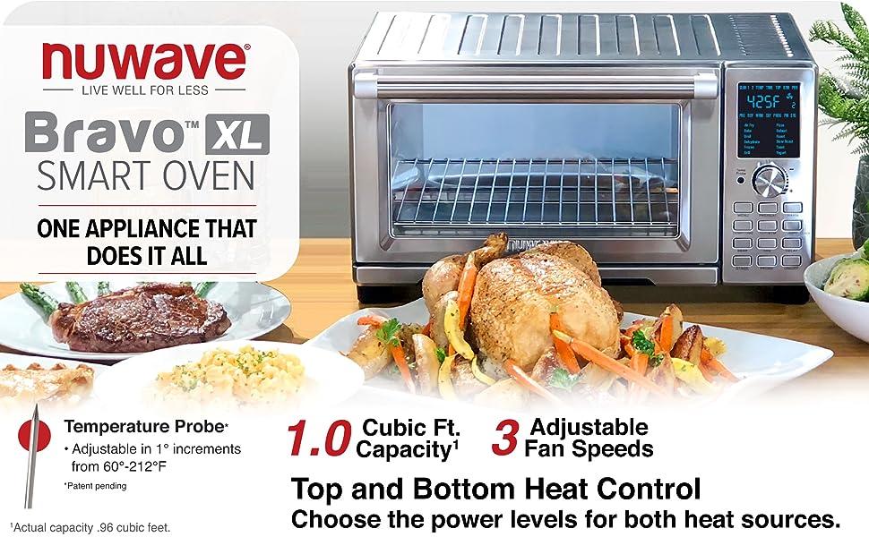Nuwave Bravo XL Smart Oven