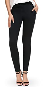 Pantaloni Stretch da Donna Skinny Fit