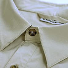 high quality fabric shirt button up shirt