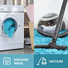 2.Machine Washable