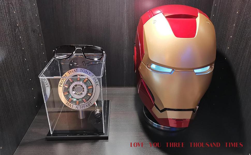 To Tony Stark-- love you 3,000