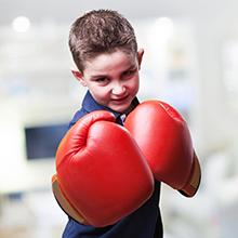 punching bag for kids