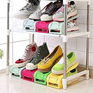 shoe organizer space saver