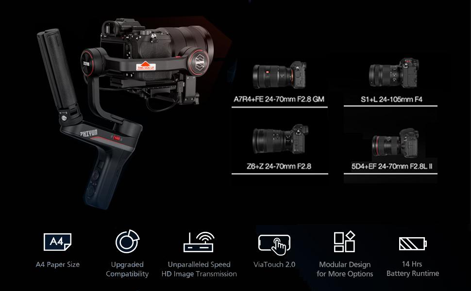 Compatible Camera