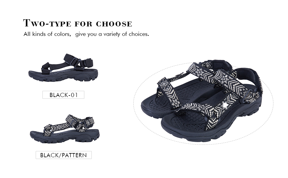 women sandal with arch support