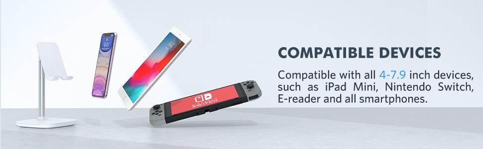 ugreen adjustable phone holder
