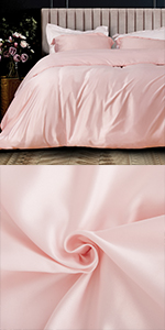 NTBAY Satin Duvet Cover