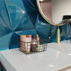 bathroom storage basket