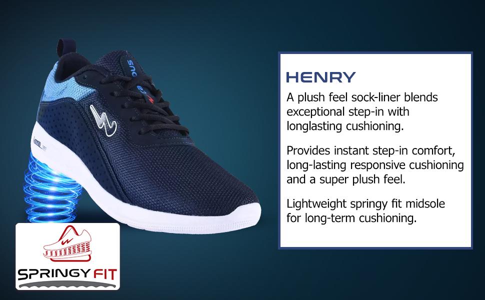 Henry-Spring Fit