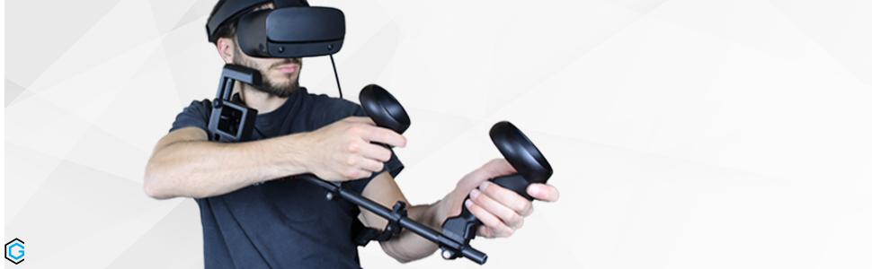 Magni Stock- Gun stock for VR