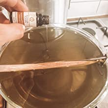 Australian Sandalwood Essential oil Sandalwood Beard Balm Slick Daddy Handmade Hand Made Batched