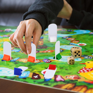game board Use in party favor, you can DIY board game, create your own board games