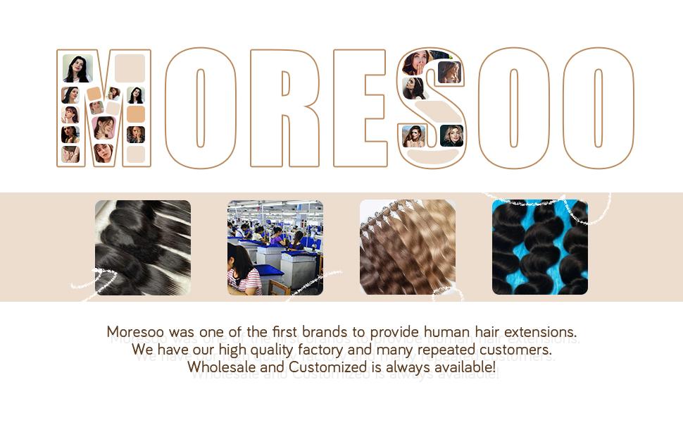 human hair clip in hair extensions