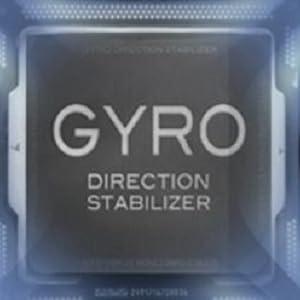 6 Axis Gyroscope Stabilization